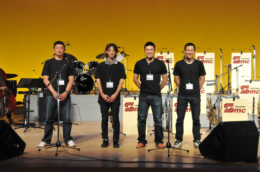 2014/6/14 黒子隊@第8回コンサート