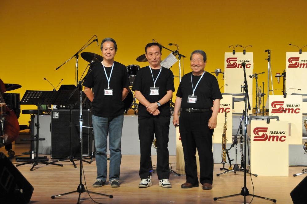 2014/6/14 照明係@第8回コンサート