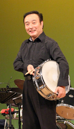 Drums 田辺 悦郎
